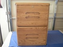 small file cabinet in Yucca Valley, California