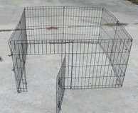 puppy dog play pen / playpen / cage in Warner Robins, Georgia