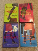 4 Young Adult Books by Louise Rennison in Naperville, Illinois