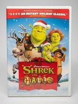 Shrek The Halls DVD An Instant Holiday Classic in Yorkville, Illinois