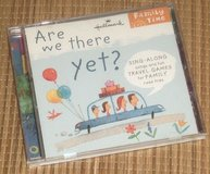 RARE Vintage 2001 Hallmark Music Are We There Yet CD Sing Along Songs Fun Games Family Road Trips in Morris, Illinois