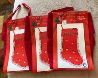 Stockings To Decorate in Yorkville, Illinois