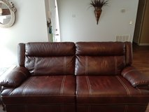 Matching Couch & Recliner in Warner Robins, Georgia