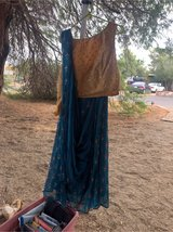 Two piece dress from New Dheli India in Yucca Valley, California