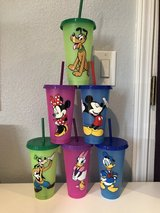Variety of Character Color Changing Cups 24oz New in Fairfield, California