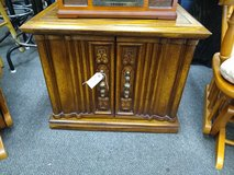Square side cabinet in Batavia, Illinois