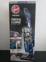 "Hoover Power Drive Upright Vacuum Cleaner with Swivel Steering UH74205. Condition is ""New"". in Tacoma, Washington"