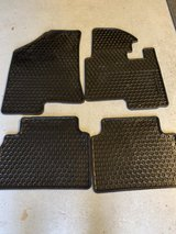 Kia Sportage rubber mats in Lakenheath, UK