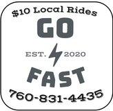 $10 Local Rides! in Yucca Valley, California