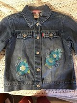 Girl's Levi's Blue Jean Jacket in Clarksville, Tennessee