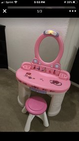 vanity with lights in Spring, Texas
