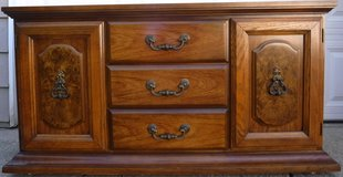 """Vintage Broyhill Buffet / Sideboard - Low Cabinet / Credenza - 50""""W in Orland Park, Illinois"""