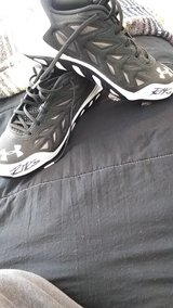 Signed Reese McGuire cleats in Tacoma, Washington