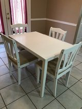 Dining Room Table and 4-Chair Set in Beaufort, South Carolina