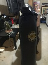 Boxing punching Bag and Gloves in Joliet, Illinois