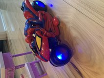 Spider man bike with remote in Aurora, Illinois