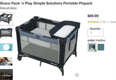 Pack n play in Naperville, Illinois