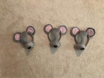 3 children mouse ears and nose in Naperville, Illinois
