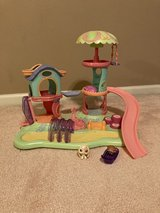Hasbro Littlest Pet Shop Whirl Around Playground Playset in Naperville, Illinois
