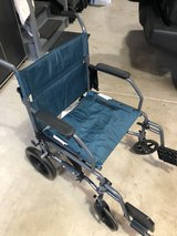 Medline transport chair in Oswego, Illinois
