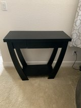 Black Sofa Side Table in Travis AFB, California
