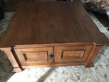 Kincaid Tuscano Square Cocktail Table with Matching End Table in Batavia, Illinois