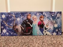 Disney Frozen Canvas Print in Naperville, Illinois