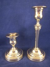 BALDWIN BRASS Candlesticks Many Different Styles in Glendale Heights, Illinois