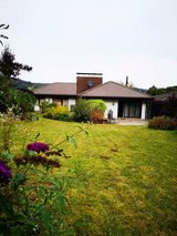 One family house 6BR- fireplace, 2 car garage- 15 min to Clay in Wiesbaden, GE