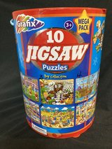 Puzzles in Naperville, Illinois