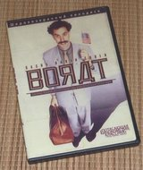 Borat DVD. Comedy Mockumentary in Joliet, Illinois
