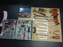 Tool assortment in Ramstein, Germany