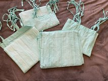 Pottery barn teen sheer curtain panels, 4 in Oswego, Illinois