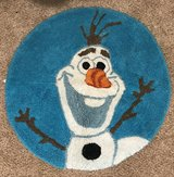Disney Frozen Olaf Area Rug in Naperville, Illinois