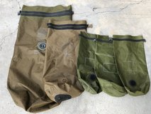 USMC CIF Issued Waterproof Bags in Camp Pendleton, California