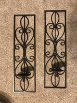 Set of 2 - Metal Wall Sconces in Batavia, Illinois