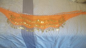 belly dance skirts scarf in Yorkville, Illinois