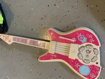 Barbie guitar in Fort Campbell, Kentucky
