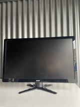 "23"" ACER Monitor Model G236HL (2 available) in Aurora, Illinois"