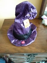 animated witch hat in Oswego, Illinois