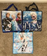 Set of 3 - Disney Frozen Tote Bags - New in Naperville, Illinois