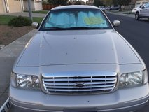 2011 Ford Crown Victoria in Vacaville, California