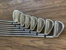Tommy armour golf iron set in Oswego, Illinois