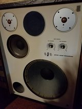 Vintage Jensen Model 15 speakers in Batavia, Illinois