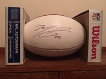 matt forte autographed nfl official football in Orland Park, Illinois