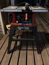 Black and Decker table saw in Alamogordo, New Mexico