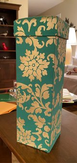 Fabric Covered Box in Batavia, Illinois