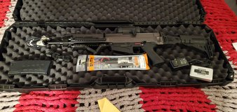 Airsoft guns with mags, batteries, and attachments in Fort Campbell, Kentucky