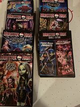 Monster High Movies in Sandwich, Illinois
