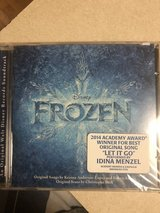 Frozen Original Soundtrack CD in Aurora, Illinois